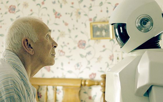 Frank Langella in Robot & Frank from Park Pictures, Dog Run Pictures, 2012
